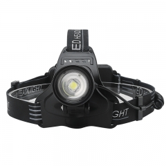 2020 New Product Most Powerful Zoomable Head Lamp, USB Rechargeable Led Headlamp XHP50